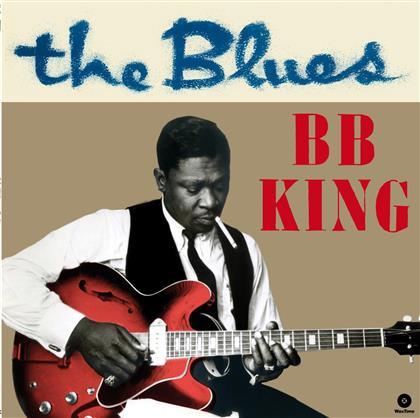 B.B. King - Blues - Limited Edition, WaxTime (LP)