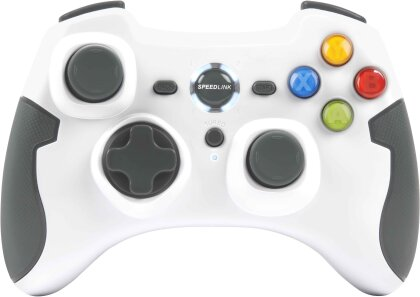 Speedlink TORID Gamepad Wireless for PC/PS3 white