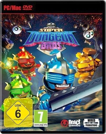 Super Dungeon Bros.