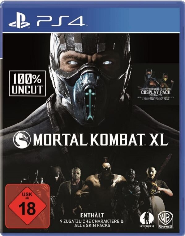 Mortal Kombat XL (Day One Edition)