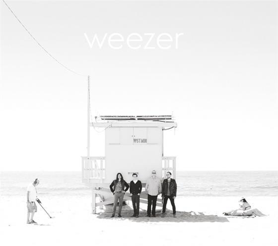 Weezer - --- (White Album)