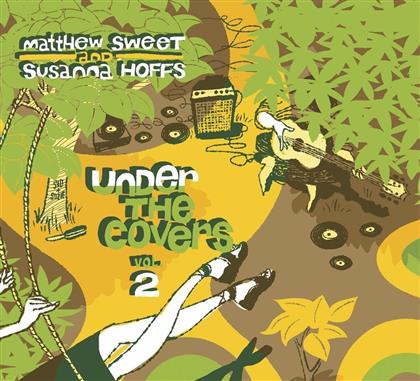 Matthew Sweet & Susanna Hoffs (Bangles) - Under The Covers 2 - Yellow Vinyl (Colored, LP)
