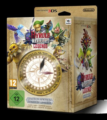 Hyrule Warriors: Legends (Limited Edition)