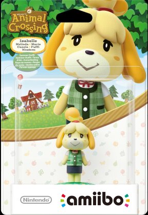 Amiibo Animal Crossing Melinda Sommer Outfit