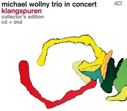 Michael Wollny - Klangspuren - Live In Concert (Collector's Edition, CD + DVD)