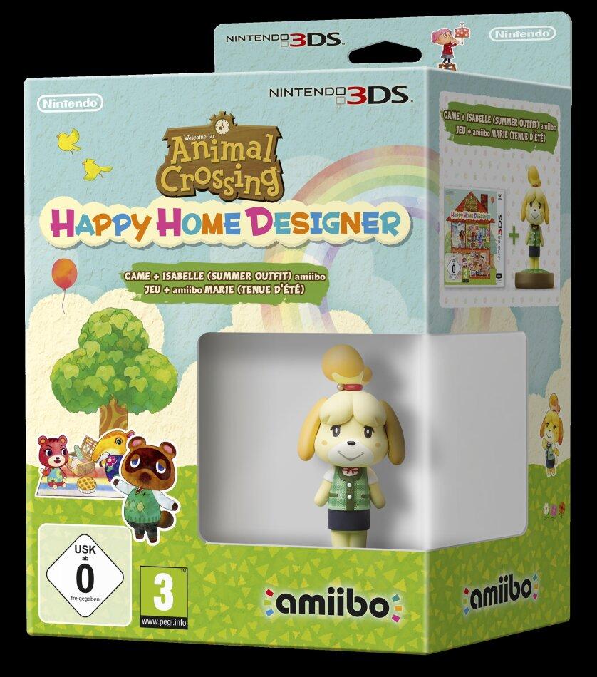 Animal Crossing Happy Home Designer + Amiibo
