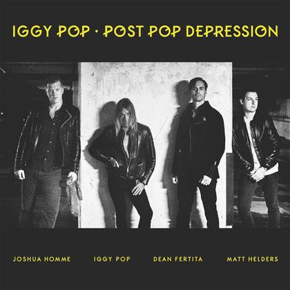 Iggy Pop - Post Pop Depression (Limited Deluxe Edition, LP)