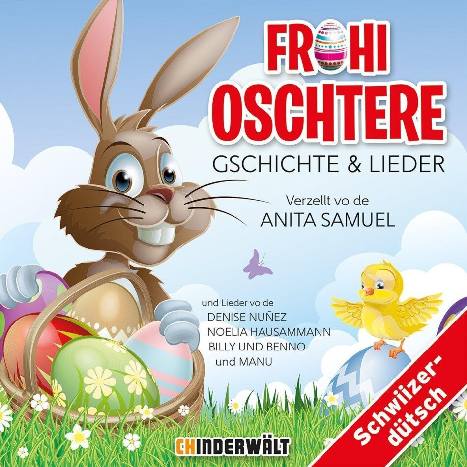 Frohi Oschtere - Kinder Schweizerdeutsch