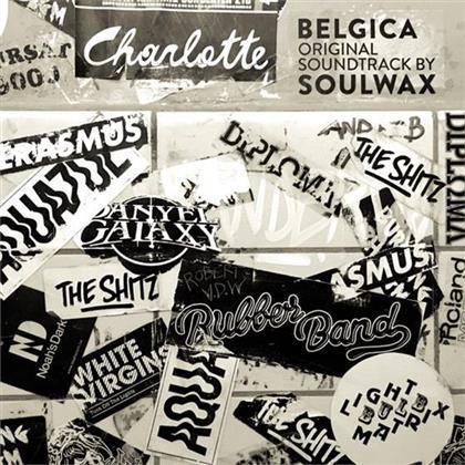 Soulwax - Belgica - OST (CD)