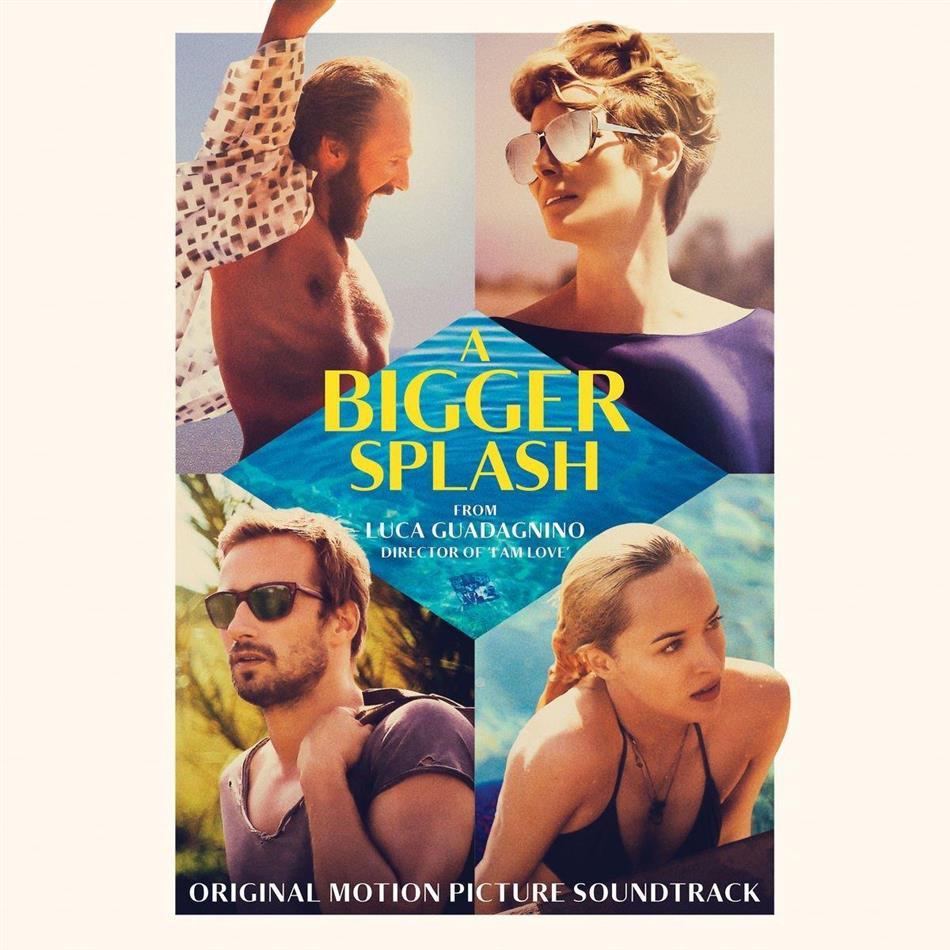 A Bigger Splash - OST