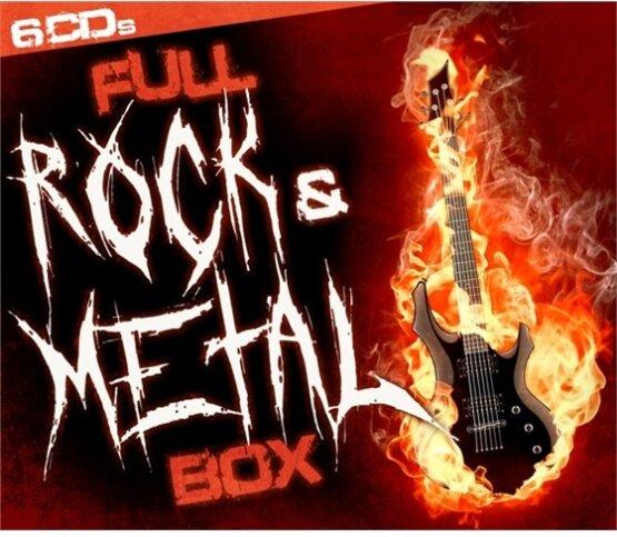 Full Rock & Metal Box (6 CDs)