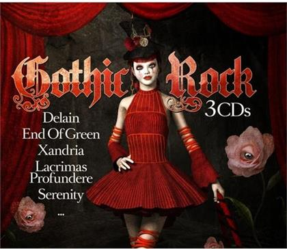 Gothic Rock - Various 2016 (3 CDs)