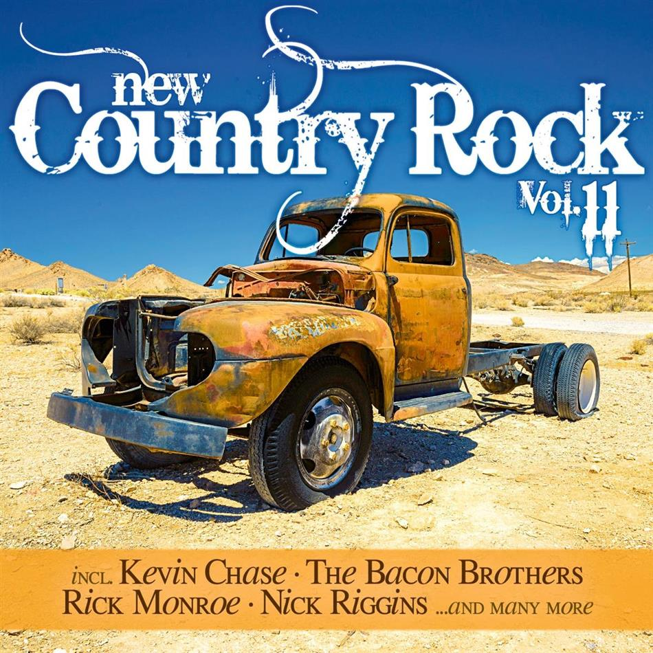 New Country Rock - Vol. 11