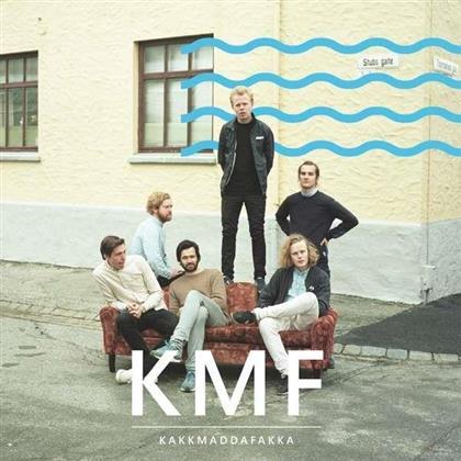 Kakkmaddafakka - KMF - Reissue (LP)