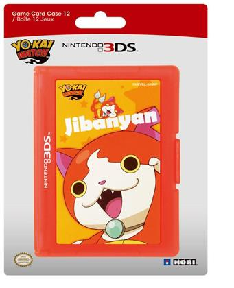 Game Card Case 12: Yo-Kai Watch - Jibanyan