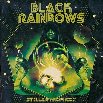 Black Rainbows - Stellar Prophecy (LP)