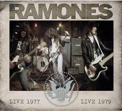 Ramones - Live 1977 & 1979 (2 CDs)