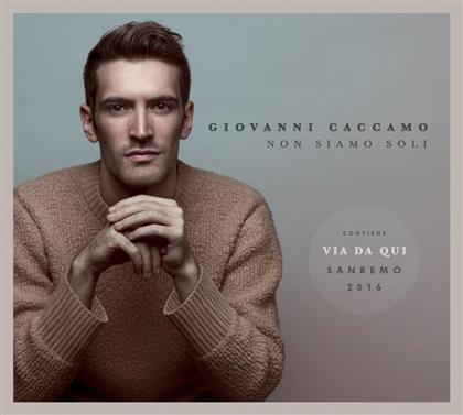 Giovanni Caccamo - Non Siamo Soli