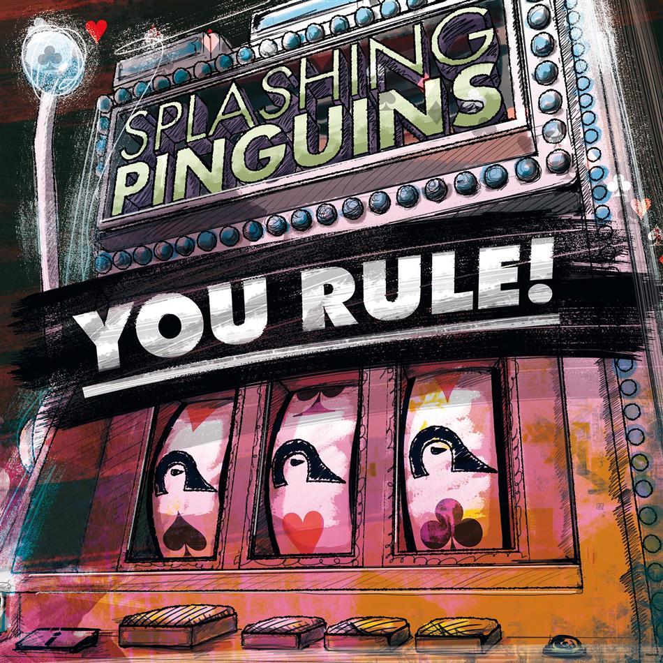 Splashing Pinguins - You Rule (LP)