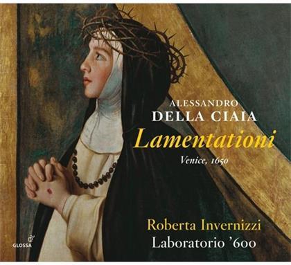 Roberta Invernizzi, Franco Pavan & Alessandro Della Ciaia - Lamentationi (2 CDs)