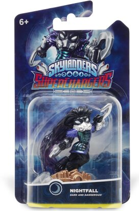 Skylanders SuperChargers Single Driver Night Fall