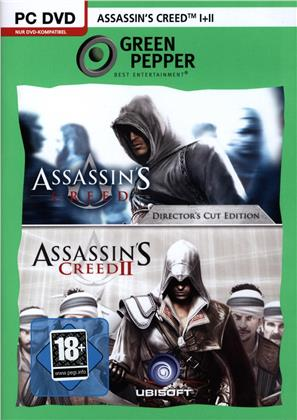Green Pepper - Assassin's Creed 1+2