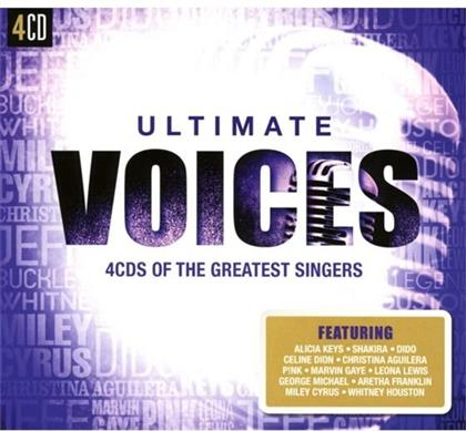 Ultimate... Voices (4 CDs)