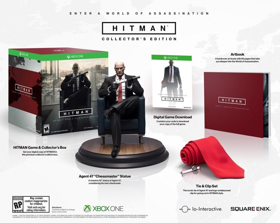 Hitman (Code In A Box) (Collector's Edition)