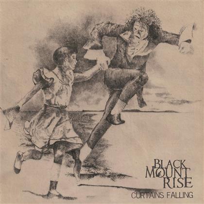 Black Mount Rise - Curtains Falling