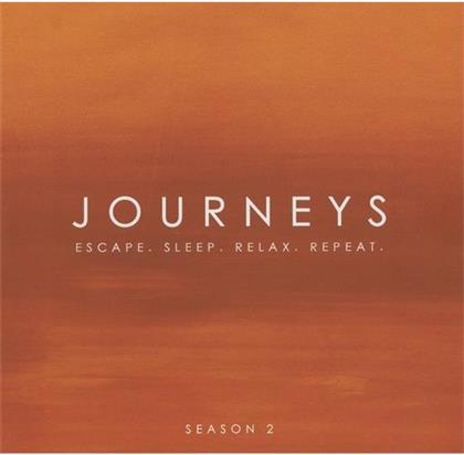 Journeys - Escape. Sleep. Relax. Repeat. - Vol. 2 (2 CDs)