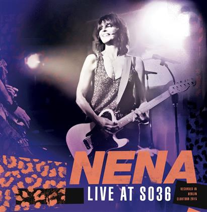 Nena - Live At SO36 (3 LPs)