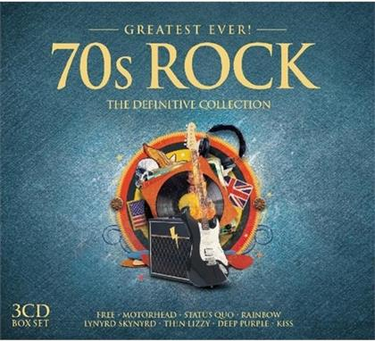 70s Rock - Greatest Ever (3 CDs)