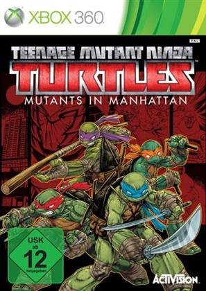 Teenage Mutant Ninja Turtles - Mutanten in Manhattan