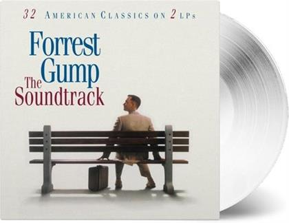 Forrest Gump - OST - Music On Vinyl, White Vinyl (Colored, 2 LPs)