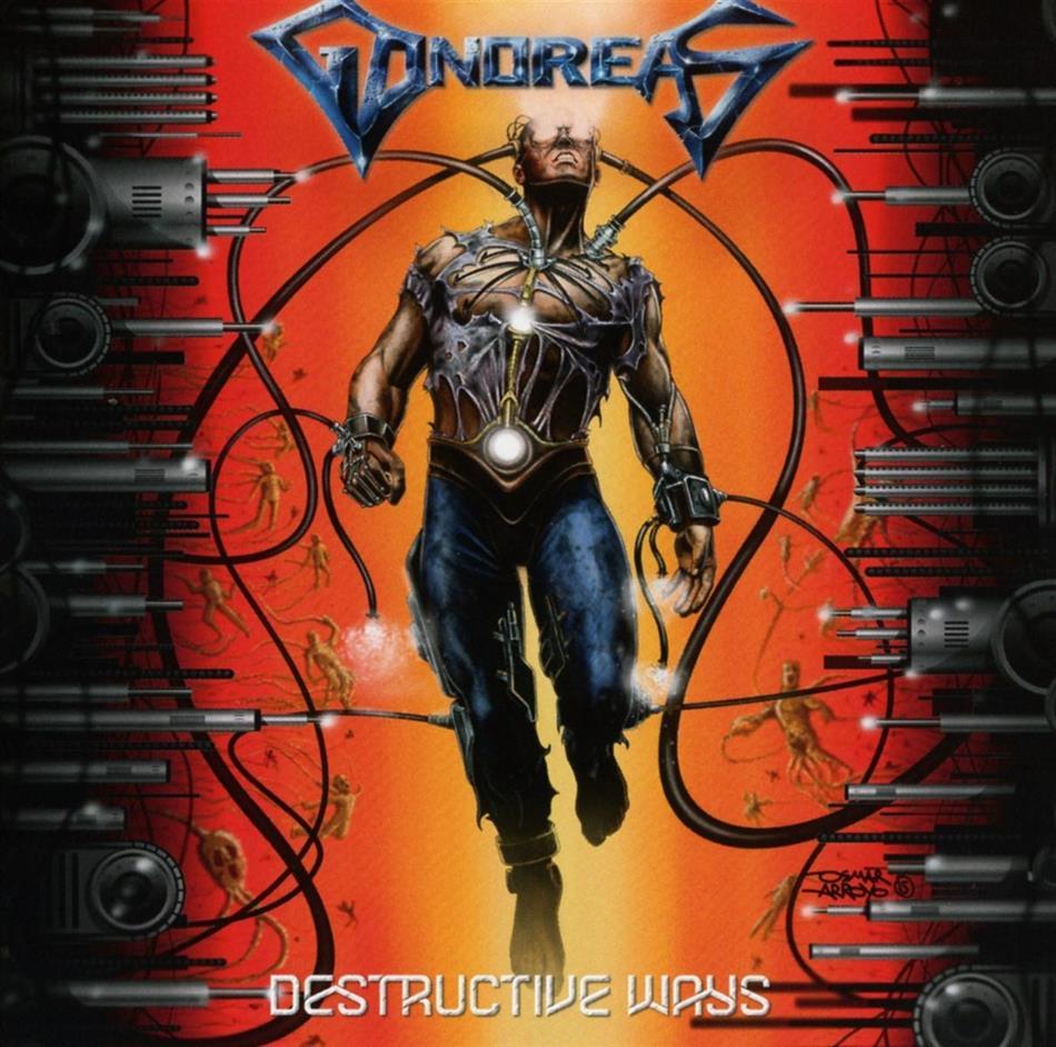 Gonoreas - Destructive Ways (LP)