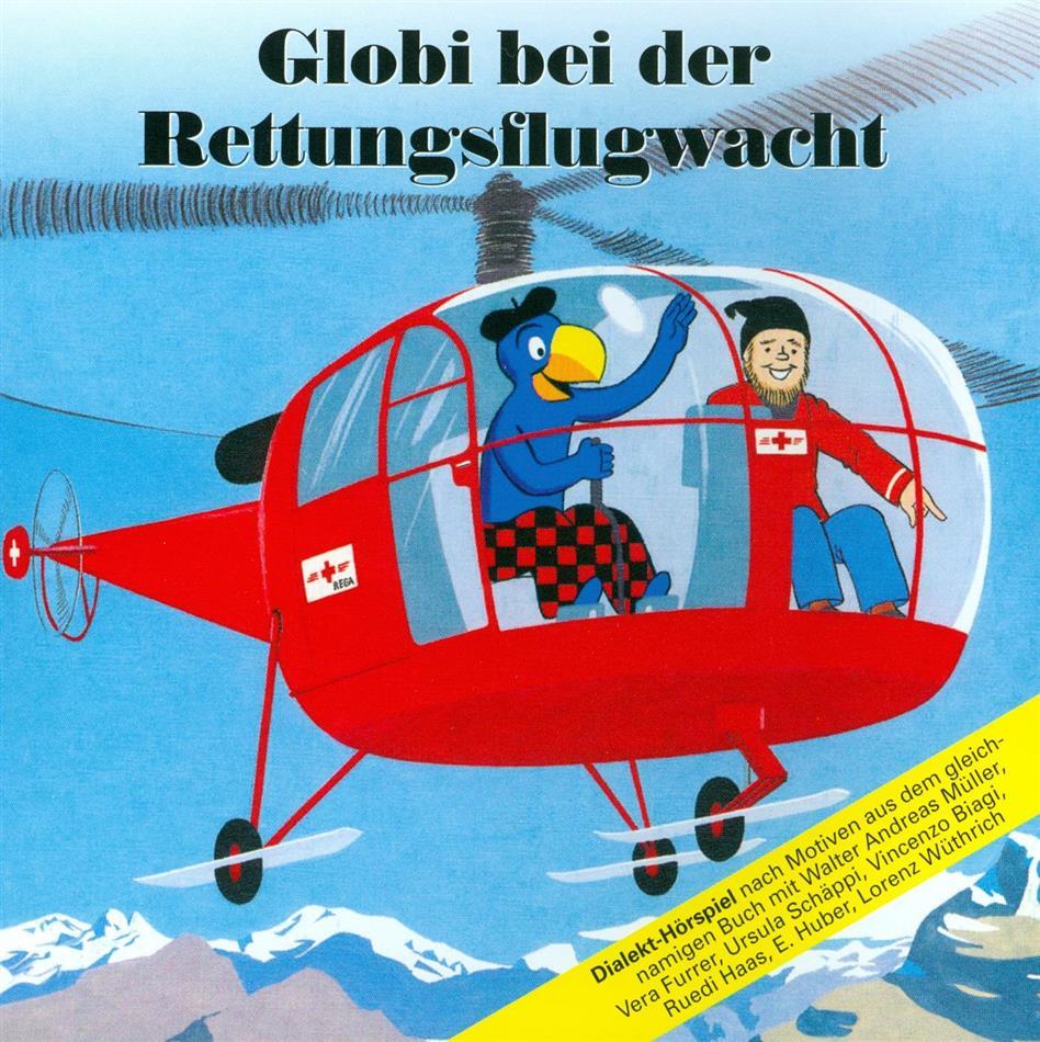 Globi - Bi De Rettigsflugwacht