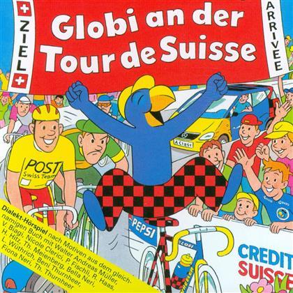 Globi - An Der Tour De Suisse
