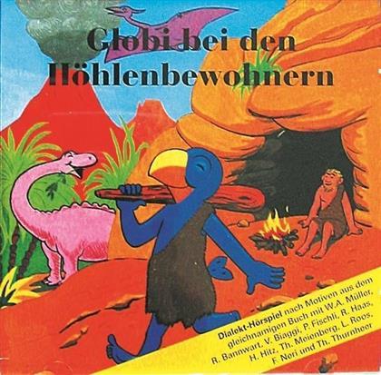 Globi - Bei Den Höhlenbewohnern
