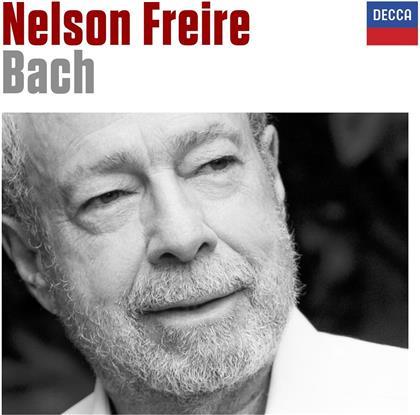 Johann Sebastian Bach (1685-1750) & Nelson Freire - Bach