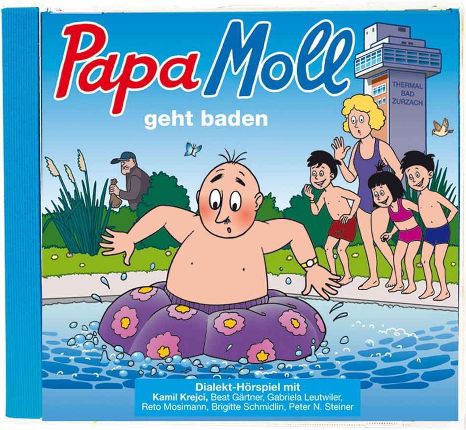 Papa Moll - Geht Baden