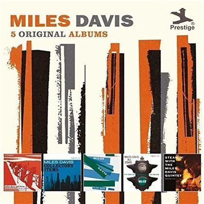 Miles Davis - 5 Original Albums - Concord Records (5 CDs)