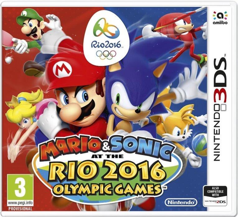 Mario & Sonic in Rio 2016