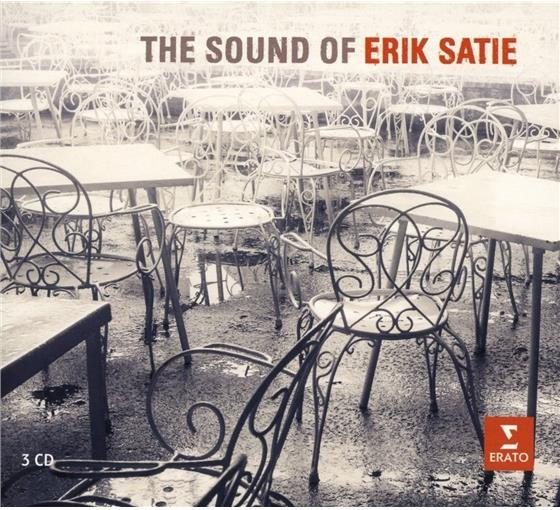 Aldo Ciccolini, Alexandre Tharaud, Michel Legrand, Anne Queffélec, Michel Plasson, … - The Sound Of Erik Satie (3 CDs)