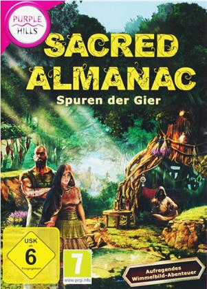 Sacred Almanac - Spuren der Gier