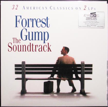 Forrest Gump - OST - Music On Vinyl (2 LPs)