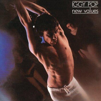 Iggy Pop - New Values - Music On Vinyl (LP)