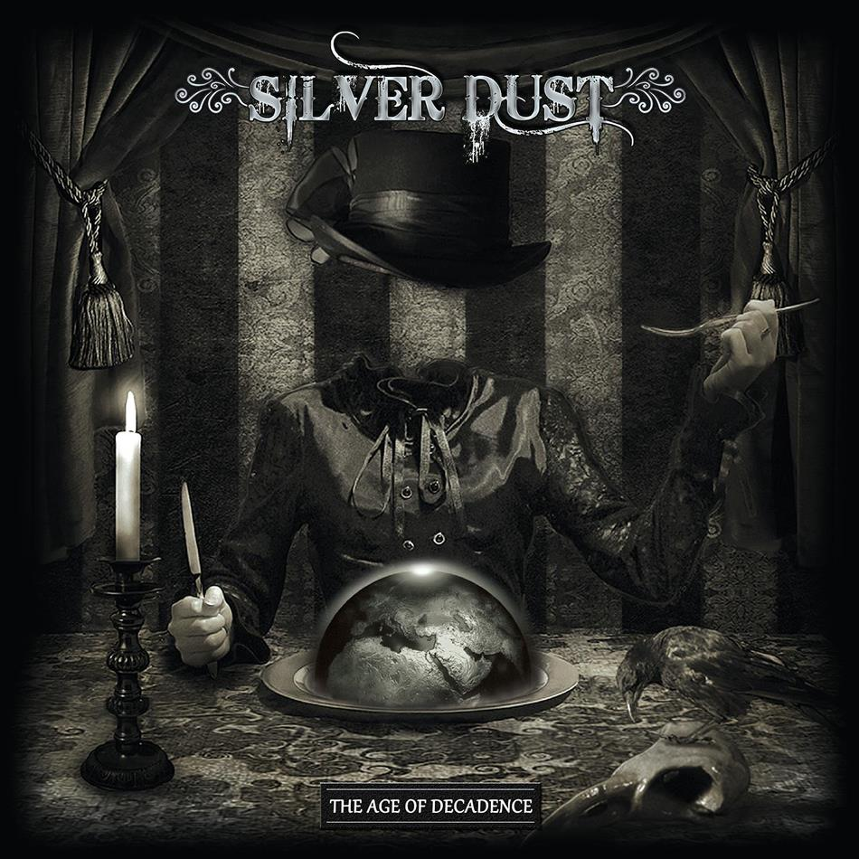 Silver Dust - Age Of Decadence (CD + DVD)