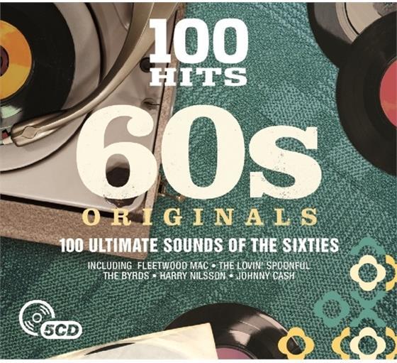 100 Hits - 60's Originals (5 CDs)