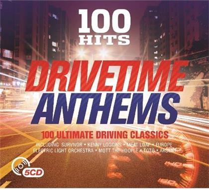 100 Hits - Drivetime Anthem (5 CDs)