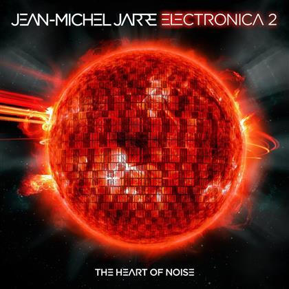 Jean-Michel Jarre - Electronica 2 - The Heart Of Noise - Gatefold (2 LPs + Digital Copy)